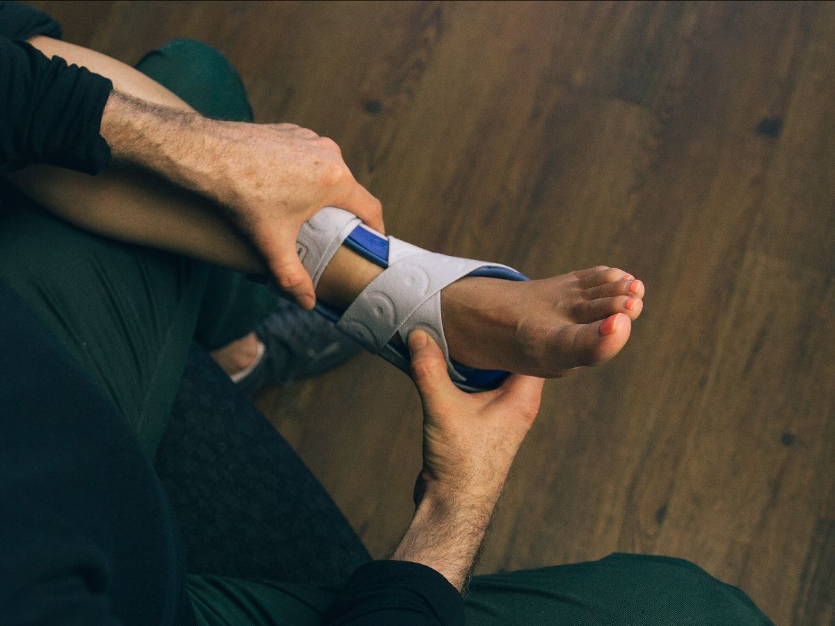 Ankle Sprain Treatment | Cloverdale Physiotherapy and Sports Injury Clinic
