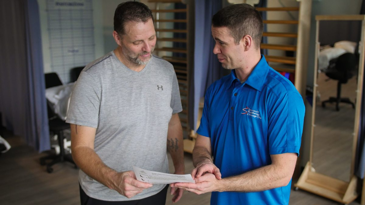 Advice from a Kinesilogists | Panorama Physiotherapy & Sports Injury Clinic