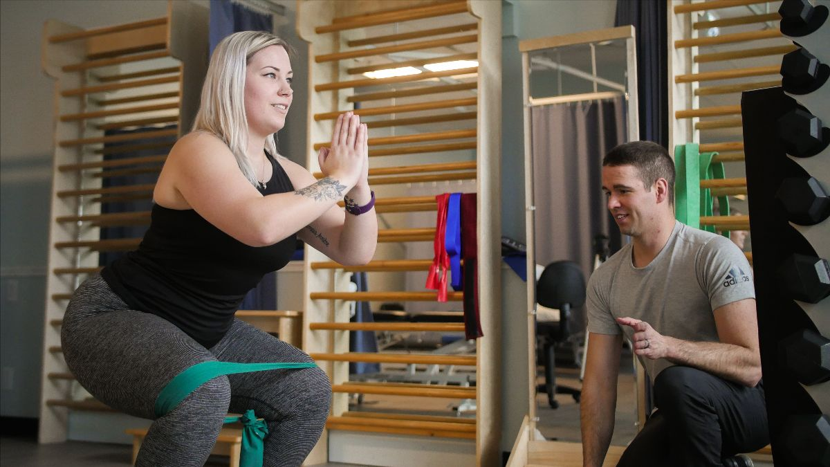 Resistance Bands Exercise for Sport Injuries | Fleetwood Physiotherapy Surrey